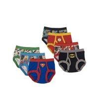DC Superfriends Underwears, 7-Pack (Toddler Boys)