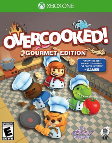 OVERCOOKED Gourmet Edition, Xbox One by Ghost Town Games