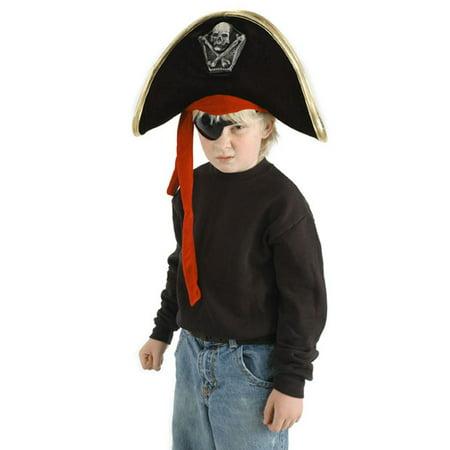Pirate Child Costume Hat