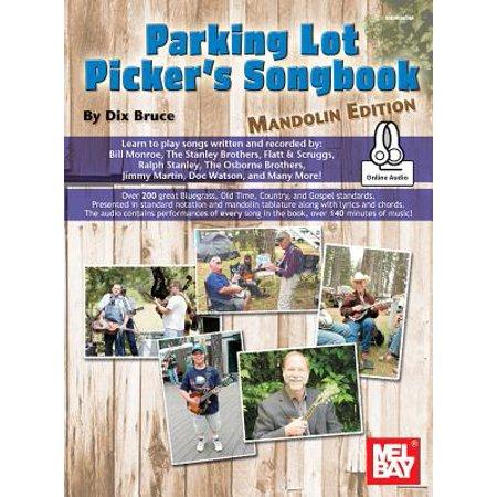 Parking Lot Picker's Songbook - (Parking Lot Line)