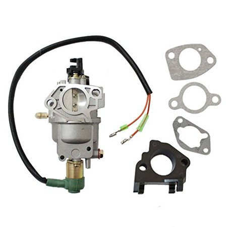 Champion Lever (Lumix GC Manual Choke Lever Carburetor Insulator Gaskets For Champion Power Generators 41302 41311 41332 41351 )