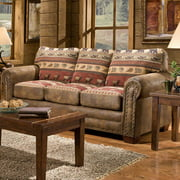 Bundle-93 American Furniture Classics Sierra Lodge Living Room Collection (2 Pieces)