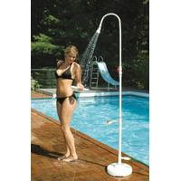HydroTools 89031 Swimming Pool Spa Poolside PVC Hose Hookup Shower Ball Valve