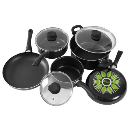 Click here for Ecolution Artistry EABK-1208 8pcs Cookware Set prices