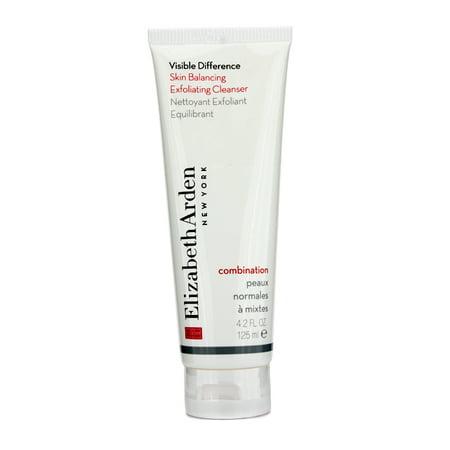 Elizabeth Arden   Visible Difference Skin Balancing Exfoliating Cleanser  Combination Skin    125Ml 4 2Oz