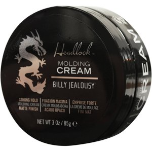Billy Jealousy Billy Jealousy Headlock Molding Cream, 3 Oz