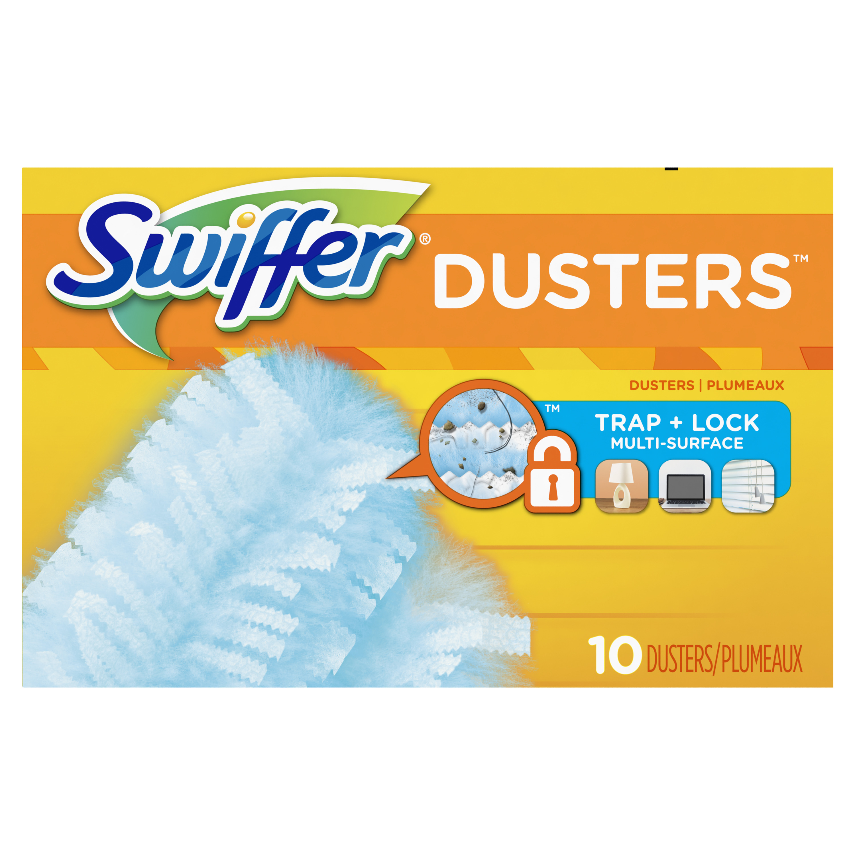 Swiffer 180 Dusters Multi Surface Refills, Unscented, 10 Count