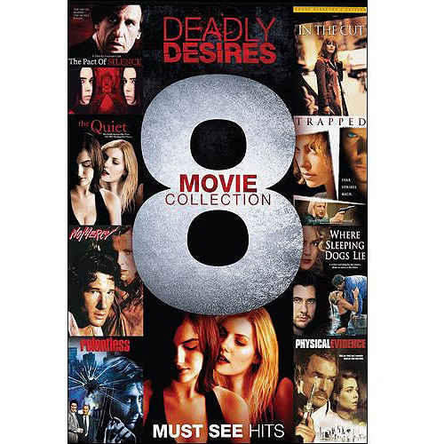 Deadly Desires: 8 Movie Collection