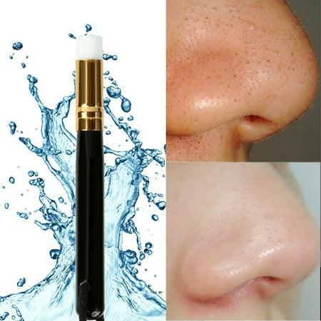Mosunx Peel Off Blackhead Nose Cleaning Skin Care Remover Tool Washing Makeup Brush BK - Fox Nose Makeup