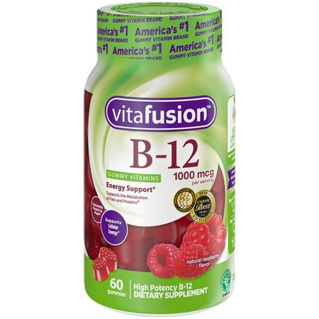 vitafusion Vitamin B12 1000 mcg Gummy Vitamins,