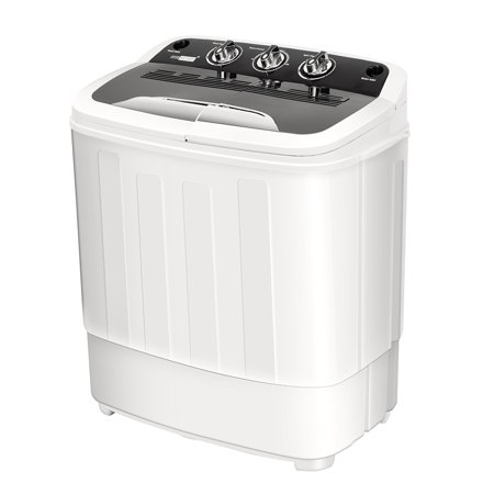 VivoHome Mini Laundry Washer and Dryer Combo Washing Machine 2 in (Haier All In One Washer Dryer Reviews)