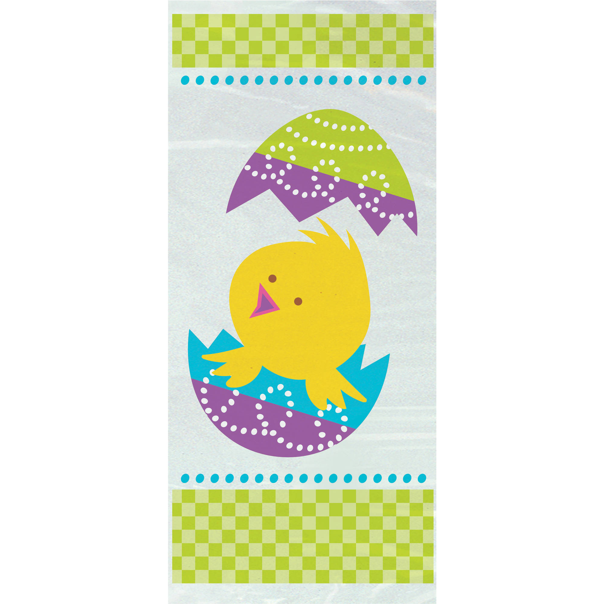 Spring Chick Easter Cellophane Bags, 20ct