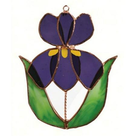 Iris Suncatcher (Gift Essentials Iris Suncatcher)