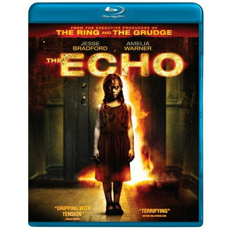 The Echo  Blu Ray