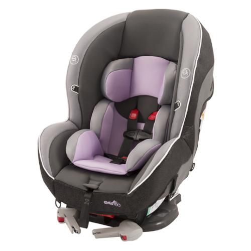 Evenflo Momentum DLX Convertible Car Seat, Choose Your Color