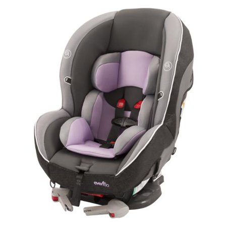 Evenflo Momentum DLX Convertible Car Seat Lilac