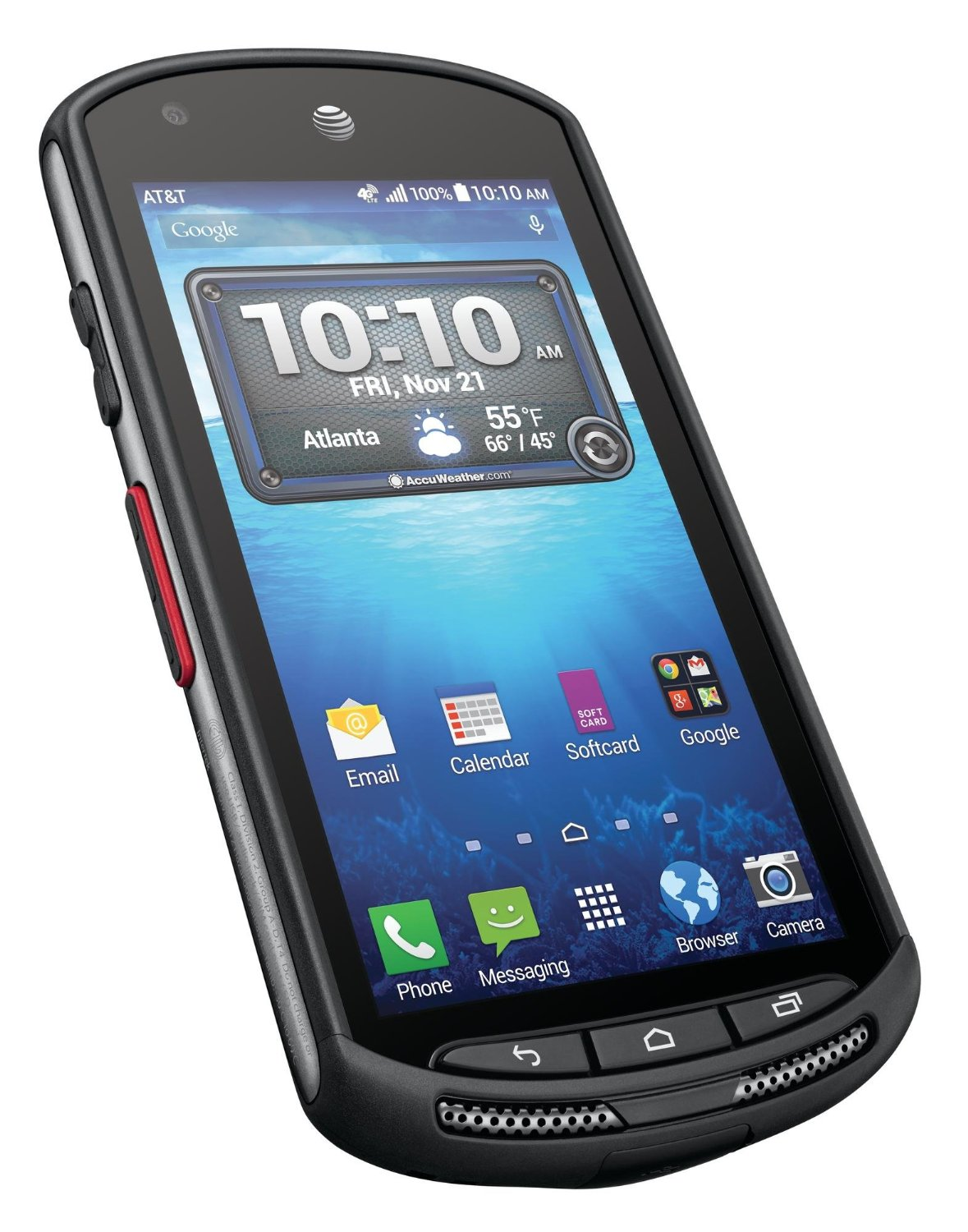 Kyocera DuraForce E6560 16GB Unlocked GSM 4G LTE Military Grade Smartphone  W/ 8MP Camera   Black   Walmart.com