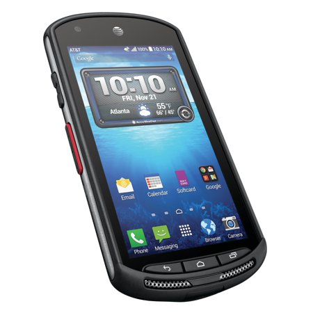 Kyocera DuraForce E6560 16GB Unlocked GSM 4G LTE Military Grade Smartphone w/ 8MP Camera - (Best Unlocked Gsm Smartphone Under $100)