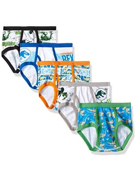 Jurassic World, Boys Underwear, (Little Boys & Big Boys)