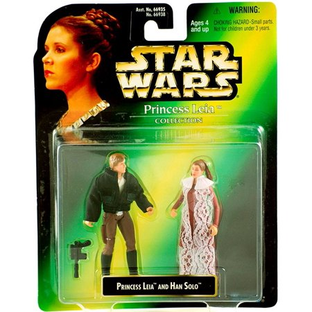 Star Wars Princess Leia Collection Princess Leia & Han Solo Action Figure 2-Pack
