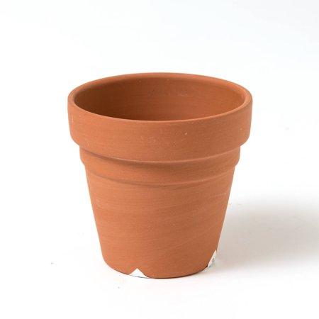 Plaid terracotta pot for Terracotta works pots
