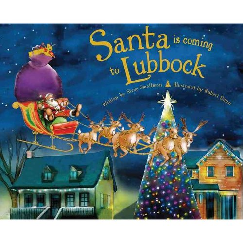 Santa Is Coming to Lubbock
