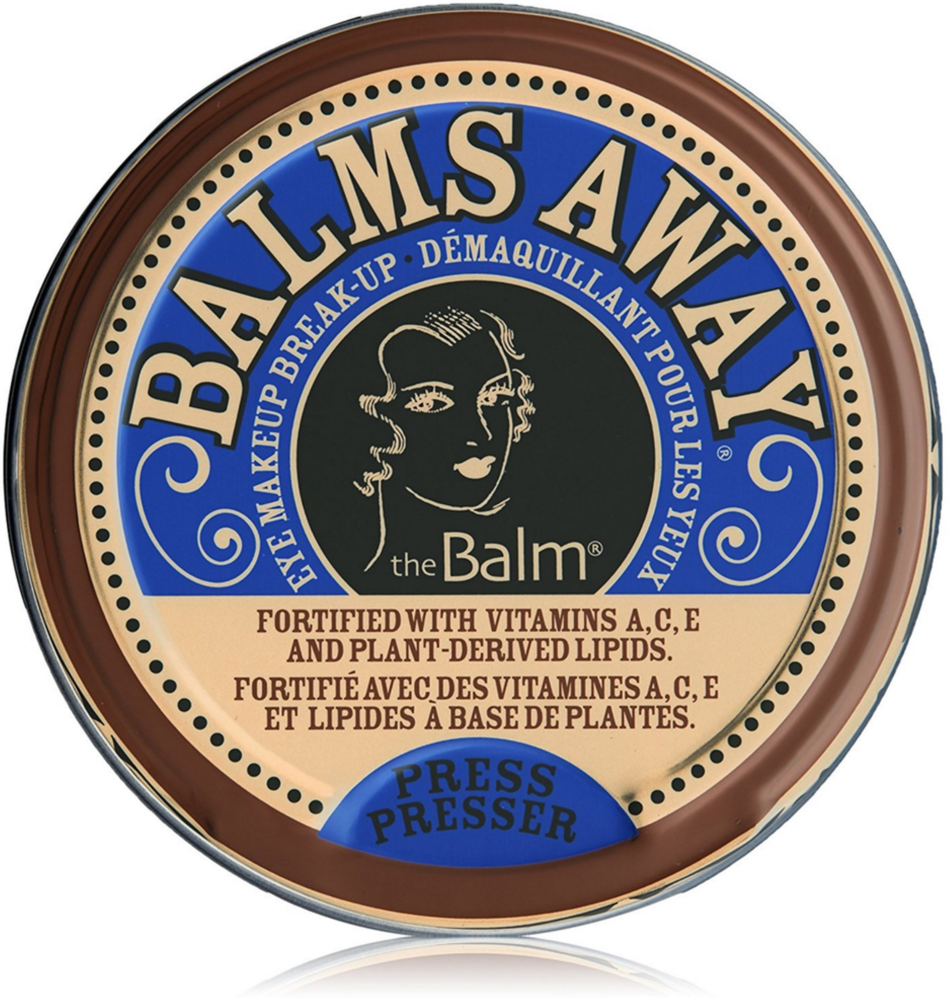 theBalm Balms Away Eye Makeup Remover 2.2 oz