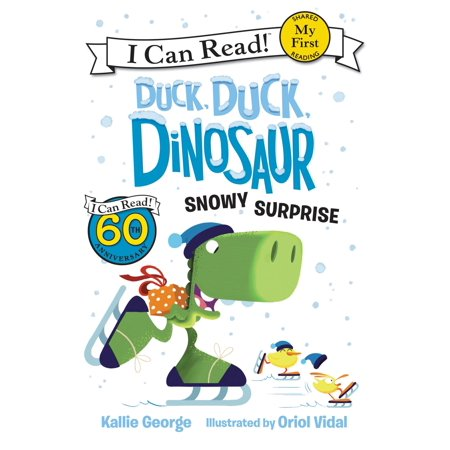 Duck, Duck, Dinosaur: Snowy Surprise - eBook - Ducky Dinosaur