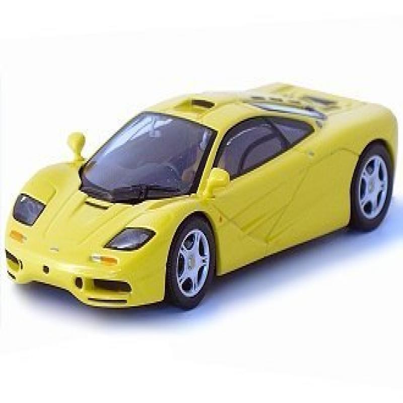 Die-cast Model McLaren F1 (1:43 scale in Yellow) by Minic...