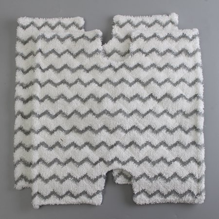 Pack Of 2 Replacement Mop Pads For The Shark Genius Steam