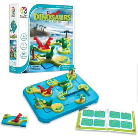 Smart Games Dinosaurs, Mystic - Dinosaur Party Games