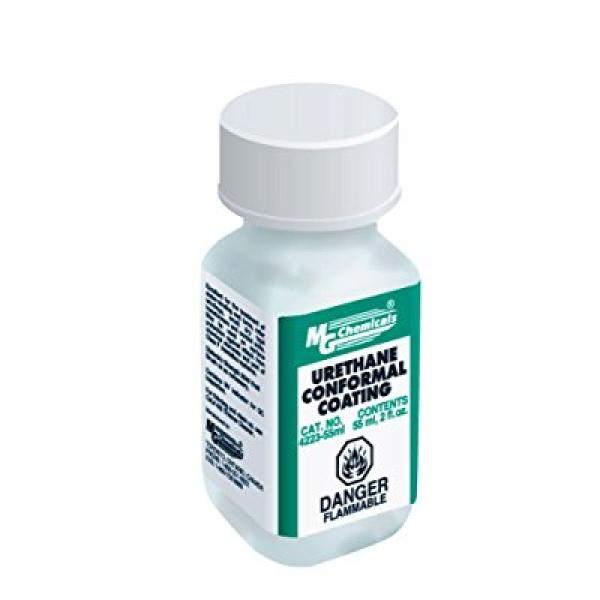 MG Chemicals Urethane Conformal Coating, 55 ml Bottle