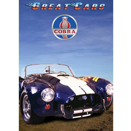 Great Cars: Cobra (Full Frame)