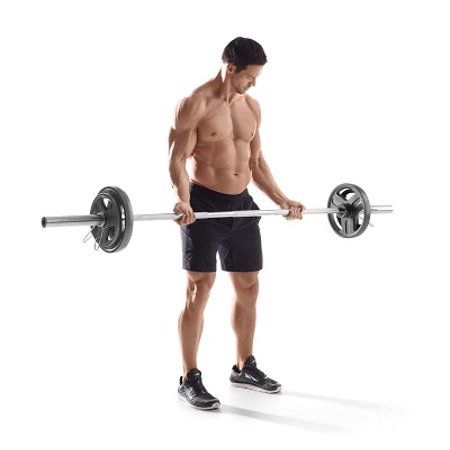 Gold's Gym - 210 lbs Olympic Weight Set (Best Olympic Bar And Weight Set)