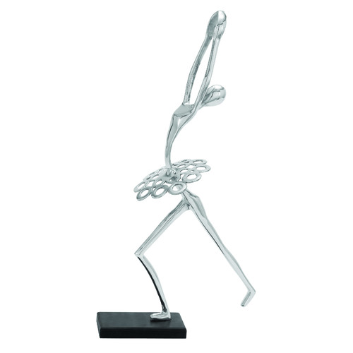 Woodland Imports 30H in. Dancing Sculpture by Woodland Imports