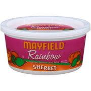 Mayfield Rainbow Sherbet 1 Qt