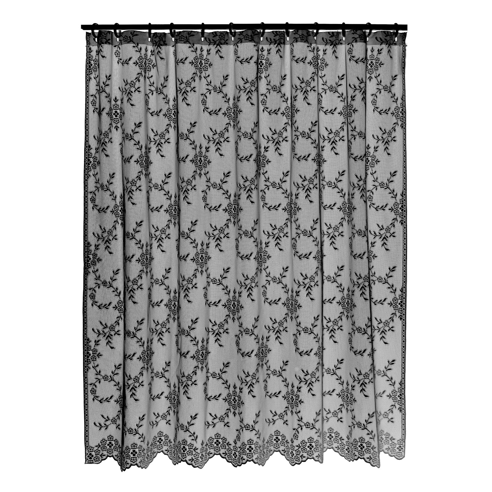 Downton Abbey By Heritage Lace Yorkshire Shower Curtain