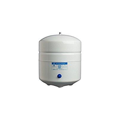 PAE (RO-132) 4 Gallon Metal Storage Tank 1/4 NPT; White