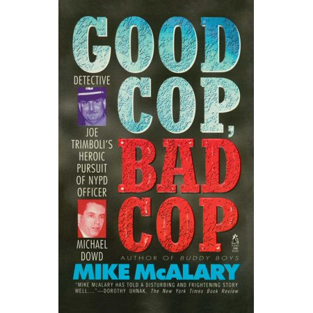 Good Cop, Bad Cop : Joseph Trimboli vs Michael Dowd and the NY Police Department](Good Day Ny Halloween)