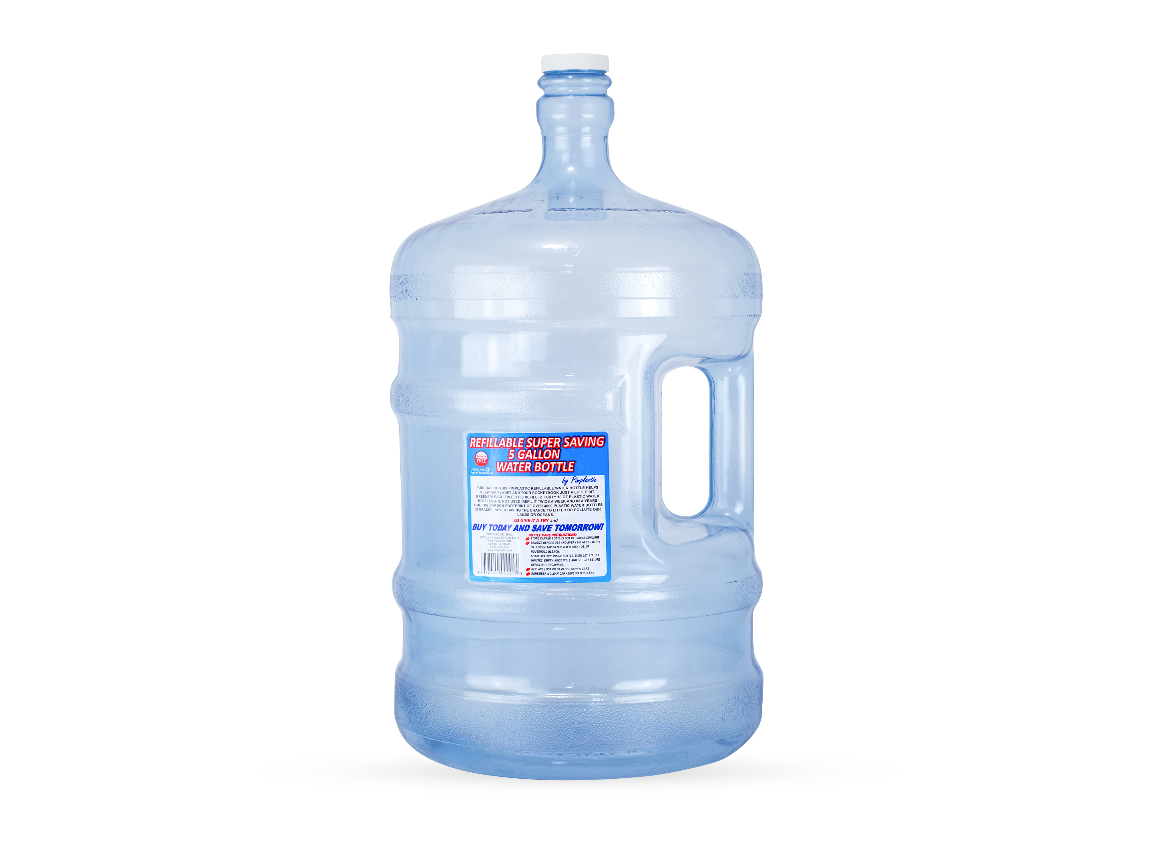 5 Gallon Reusable Water Bottle Walmart Com Walmart Com