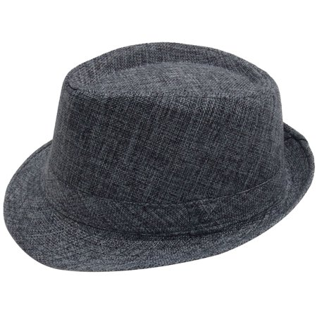 28f1143f09f2dc Lyst Ted Baker Straw Band Trilby Hat In Brown For Men