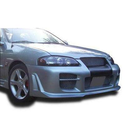 Nissan Sentra 2004-2006 R34 Style 1 Piece Polyurethane Front Bumper