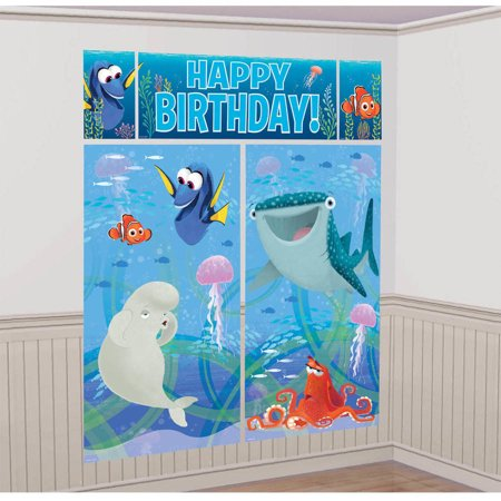 Finding Dory Scene Setter Room Decor