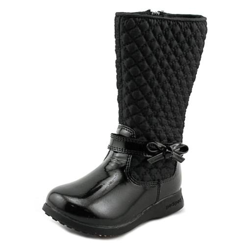 Pediped Flex Naomi Boot Toddler US 6 Black Winter Boot