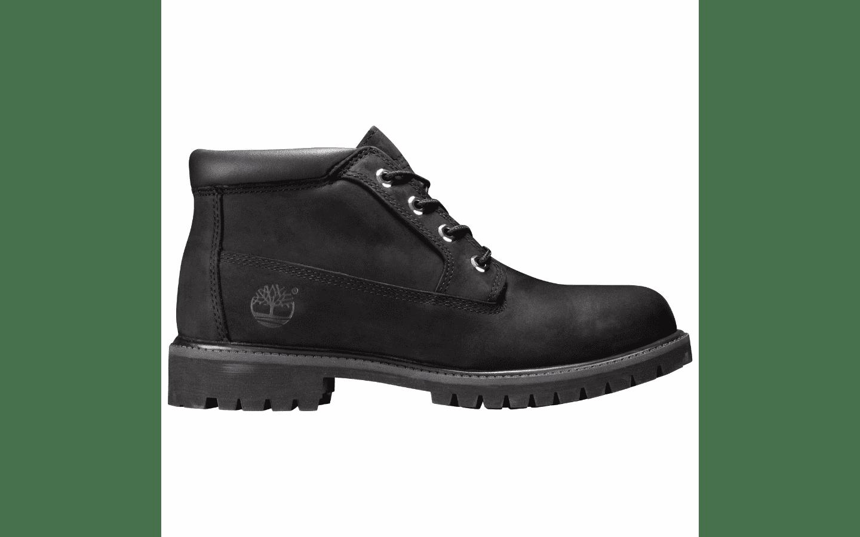 Timberland Men's Icon Waterproof Chukka Black Style#32085 by Timberland