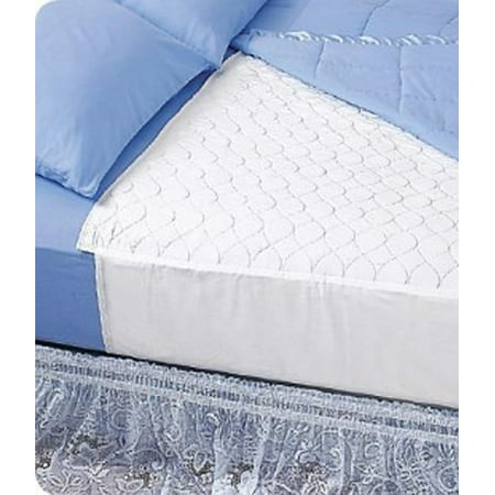 1-Pack Wearever Wearever Waterproof Incontinence Bed Pad - Washable, Reusable Sheet & Mattress Protector with Wings - Children & Adults (Kid Wings)