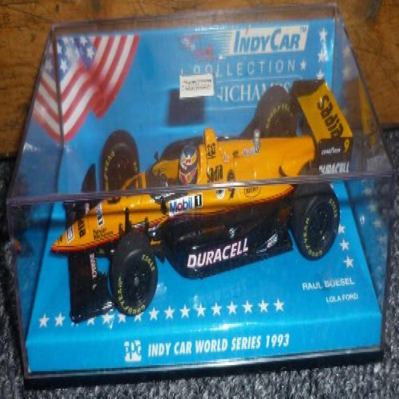 Minichamps Indy Car 1993 Series Raul Boesel Lola Ford Roa...