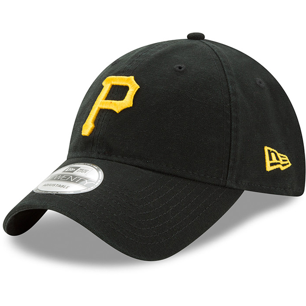 3a2aa6de3eb order pittsburgh pirates new era core classic 9twenty adjustable hat black  osfa c1d38 3dc5f