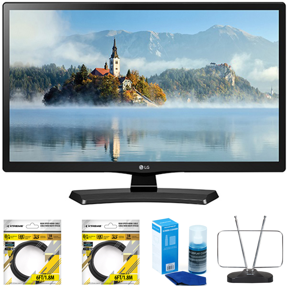 "LG 22"" Class 21.5"" Diag Full HD 1080p LED TV 2017 Model (..."