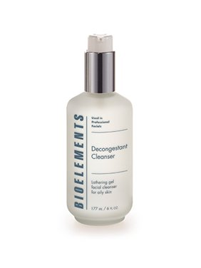 Bioelements Decongestant Cleanser, Face Wash for Acne Prone Skin, 6 Oz